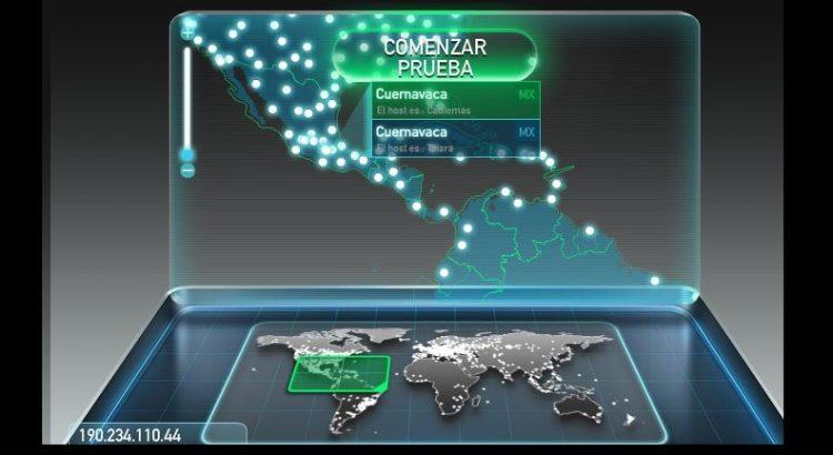 LOS GRANDES TEST DE VELOCIDAD DE INTERNET